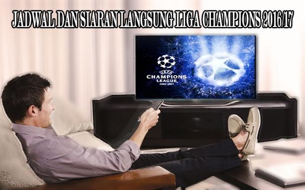 jadwal-bola-perempatfinal-liga-champions-2016-2017
